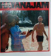 HAVANA JAM PROMO  Double Album GATEFOLD LIVE Jazz LP NM 1979