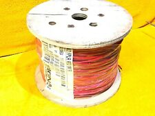 1000' ROLL SIGNAL ELECTRONIC 14/2 FPLR RED 1M'R FIRE ALARM CABLE WIRE 984200604