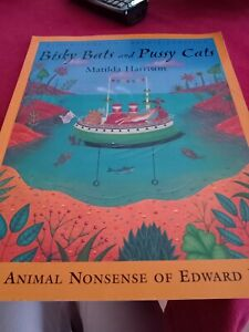 Bisky Bats and Pussy Cats : The Animal Nonsense of Edward Lear Paperback