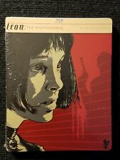 Leon The Professional Bluray Steelbook Edition Sealed New, BestBuy Rare Oos/Oop