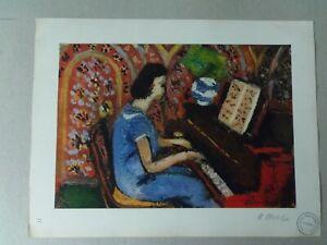 Henri Matisse, 1939, RARE