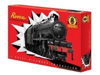 Hornby R1251M OO Gauge Rovex 100 Years Princess Royal Ltd Edition Train Set
