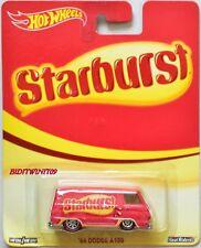 HOT WHEELS POP CULTURE STARBURST '66 DODGE A100