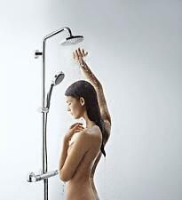 Hansgrohe Shower Column Showerpipe Croma 160 With Thermostatic Mixer