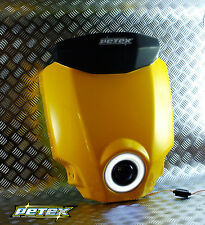 Honda Gron/ MSX125 Petex LED headlights Jih-jah type Yellow color