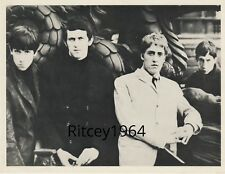 "Legendary Rock Band "" The Who "" vintage black & white Photo,"
