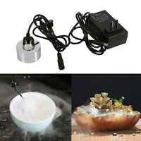 Ultrasonic Mist Maker Fogger Water Fountain Pond Atomizer Air Humidifier Adapter