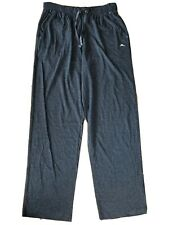 Tommy Bahama Mens Sleep Lounge Pants Gray Drawstring Pockets Soft - Size M