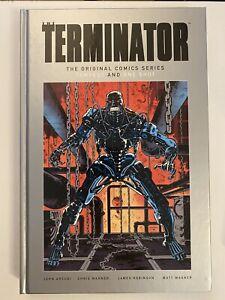 Terminator The Original Comic Series Tempest Dark Horse Deluxe Hardcover