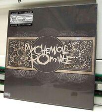 MY CHEMICAL ROMANCE - THE BLACK PARADE - 2 VINYL LP BOX SET  - SEALED MINT