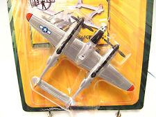 True Heroes LOCKHEED P-38 LIGHTNING TWIN ENGINE PROPELLER AIRPLANE NOC