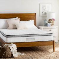 Weekender 10 Inch Medium-Firm Hybird Mattress - Queen Size - 10 Year Warranty