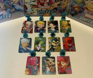 USED Marvel United Board Game ~ Super Heroes
