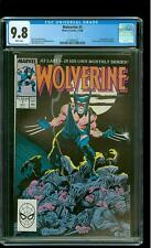 Wolverine 1 CGC 9.8 NM/MINT 1st Wolverine as Patch John Buscema cover art Marvel