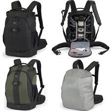 DSLR Camera Backpack Padded Bag Daypack Waterproof Lowepro Flipside 400 AW Bag