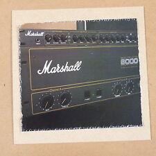 Pop-kard feat. Marshall 9000 détail, 15x15cm Carte de vœux AAS