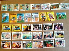LOT OF (35) Disney  Stamps -  From The Caribbean Islands - New Unused