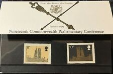 GB 1973 Presentation Pack Nineteenth Commonwealth Parliamentary Conf. 122018013