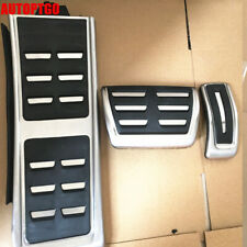 Car Foot Rest Gas Brake Pedal Pad Cover For Audi A4 A5 A6 A7 A8 S4 S5 S6 S7 Q5 B
