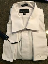 FUBU THE COLLECTION MEN'S WHITE DRESS SHIRT SIZE 19 38/39 NWT