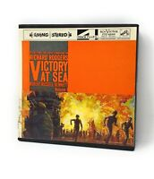 Victory At Sea Richard Rodgers Volume 1 FTC2000 7 1/2 IPS Reel Tape With Box