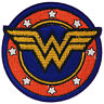 Wonder Women Logo Iron On Patch Movie Film Cosplay Super Hero Sew Costume Comic