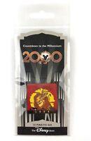 Vintage Disney Countdown to the Millennium Series 024 The Lion King Pin New