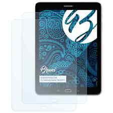 Bruni 2x Schermfolie voor Samsung Galaxy Tab S3 9.7 Screen Protector
