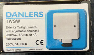 DANLERS - TWSW - DUSK TO DAWN PHOTOCELL