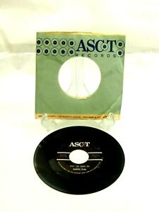 Manfred Mann Do Wah Diddy Diddy/What You Gonna Do? 1964 Vinyl 45 Ascot AS 2157