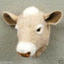 GUERNSEY COW! Collect Fur Refrigerator Magnets (Handcrafted & Hand painted)