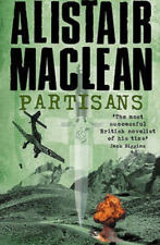 The Partisans - Alistair MacLean Audio Book MP 3 CD Unabridged 8 Hours