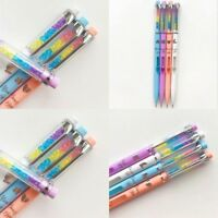 0.5mm Regenbogen-Farbwasser-Bohrgerät-automatischer Bleistift Seite an Seite Gut