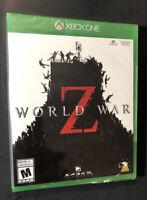 World War Z (XBOX ONE) NEW