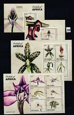 KO GAMBIA - MNH - FLORA - FLOWERS - ORCHIDS - NATURE