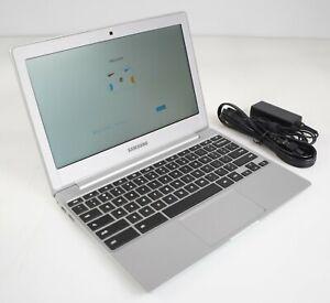 "Samsung XE500C12 Chromebook 2 11.6"" Intel Celeron N2840 4GB 16GB SSD Chrome OS"