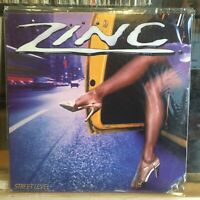 [SOUL/FUNK]~EXC LP~ZINC~Street Level~{Original 1982~JIVE~Issue]