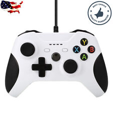 For Microsoft Xbox One PC USB Wired Game Controller Gamepad Joystick Panda Color