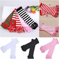 Children Baby Girls Socks Baby Leg Warmers Sock Kneepad Tight Stocking Socks
