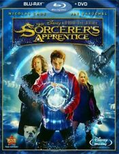 SORCERER'S APPRENTICE (THE) - Combo Blu-ray Disc + DVD REGION A/1