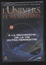 NEUF DVD A LA RECHERCHE DE LA VIE EXTRA-TERRESTRE L UNIVERS ET SES MYSTÈRES N°13