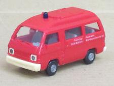 """Mitsubishi L 300 Bus Hochdach """"Feuerwehr Stadt Bad Orb"""", o. OVP, Rietze, 1:87"""