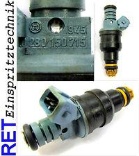 Boquilla Bosch 0280150715 bmw 325 i 525 i limpiado examinado &