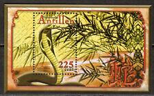 Dutch Antilles - 2001 Chinese New Year / Snake - Mi. Bl. 54 MNH