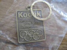 1988 Kodak Seoul Olympic Games Key Chain in Original Plastic Wrapping