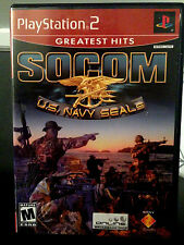 SOCOM: U.S. Navy SEALs [Greatest Hits]  PS2