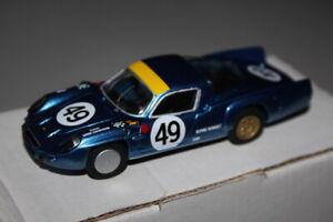 ALPINE A210 N°49 Le Mans 1967 ( Kit monté Miniracing ) 1:43