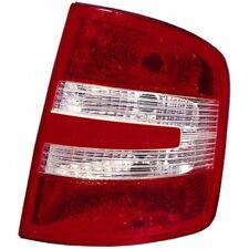 Skoda Fabia Kombi 4 porte 1/2005-5/2007 Gruppo ottico posteriore bianco rosso dx