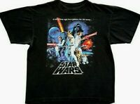 Star Wars New The New Hope Poster Licensed Kids T-Shirt