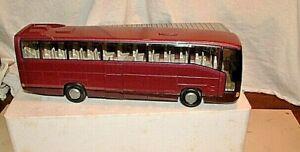 NZG 361 0 404 SHD Super-Hochdecker 0404 SHD Coach / Bus -  Purple.